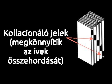 Pannónia Nyomda Kft. - Kollacionáló jelek